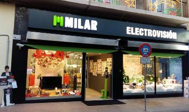 Acondicionamiento de local comercial Milar Electrovisión
