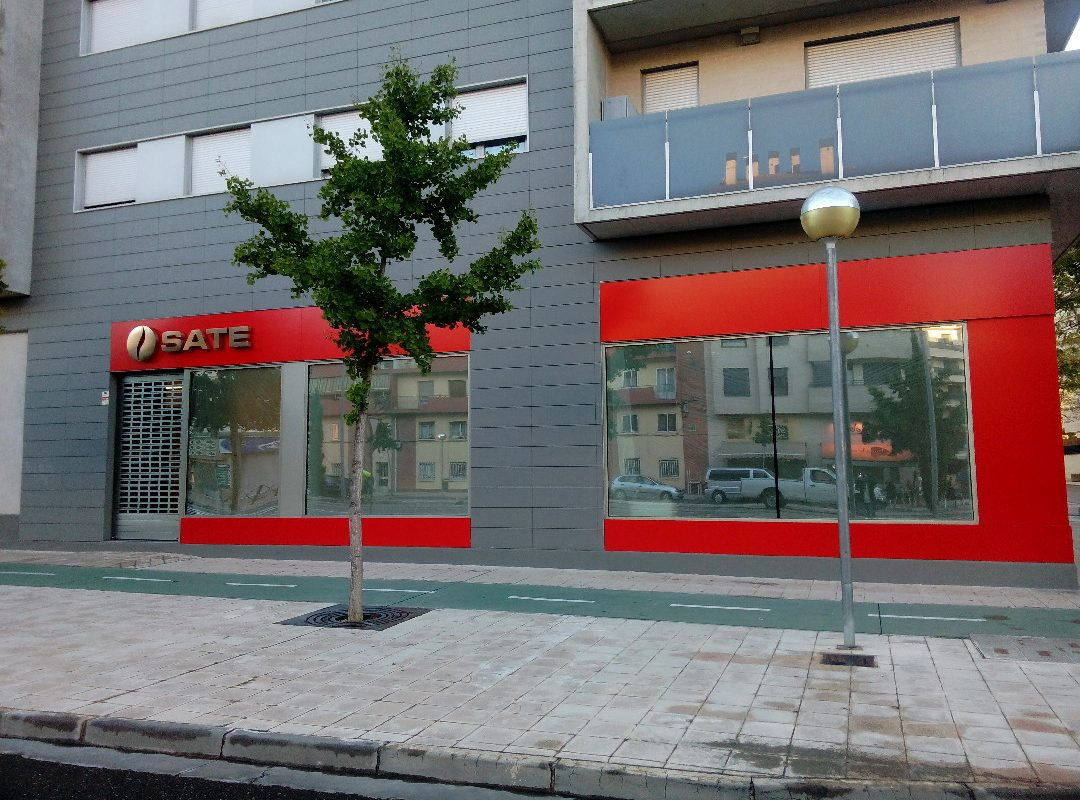 Reforma local comercial Sate Huesca