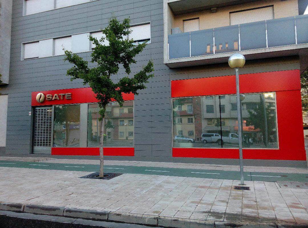 Reforma local comercial Sate Huesca
