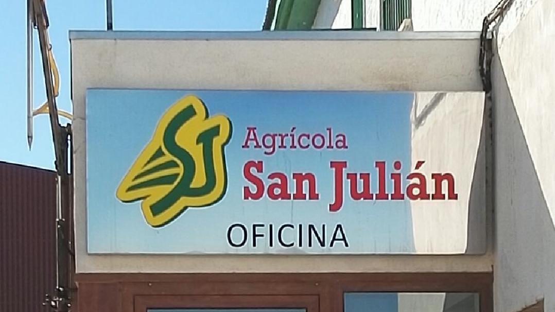 Reforma y ampliación de oficinas en Agrícola San Julián