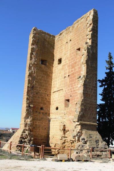Consolidación Torre de Conchel. Fase II