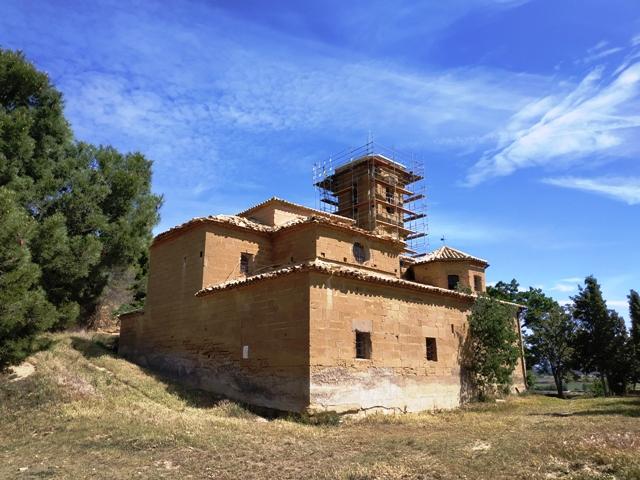 Restauración y conservación de iglesia parroquial